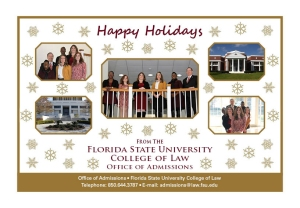 2014 Holiday Card E-Mail