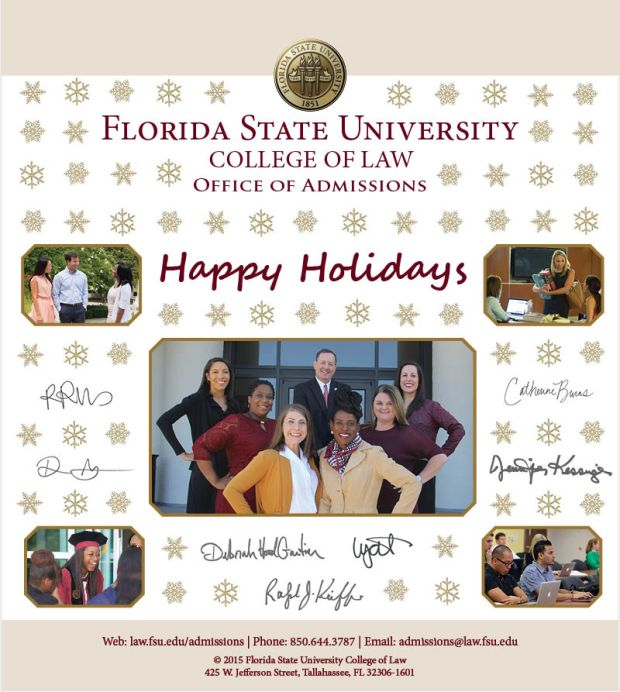 2015 Holiday Card For Blog
