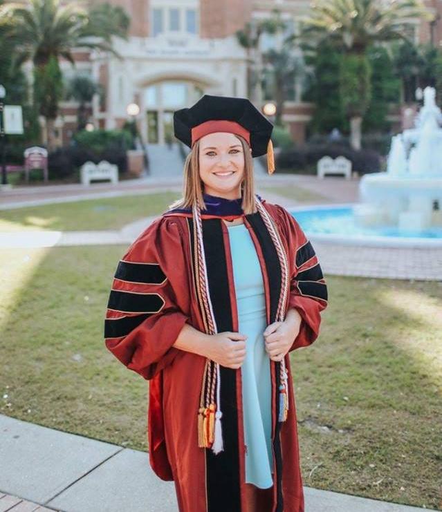 Kiersten Denny - Graduation